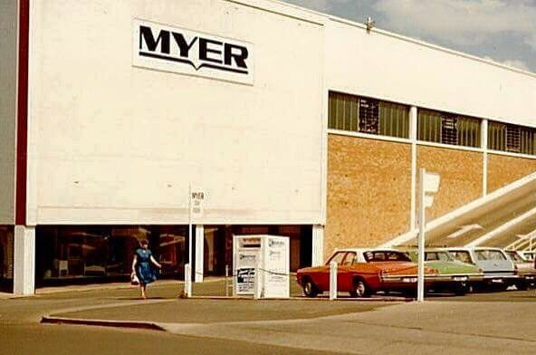 myer roof car park ramp we drove up there in a mini. Black Bedroom Furniture Sets. Home Design Ideas