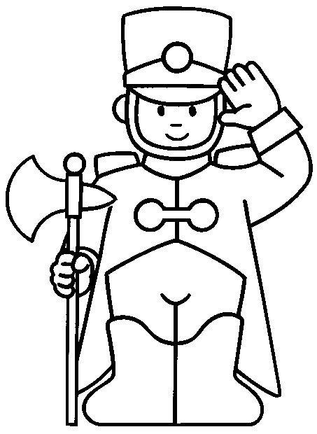 Desenhos Para Colorir Postos De Trabalho 23 Soldados Dibujo Dibujos Faciles Para Dibujar Dibujos