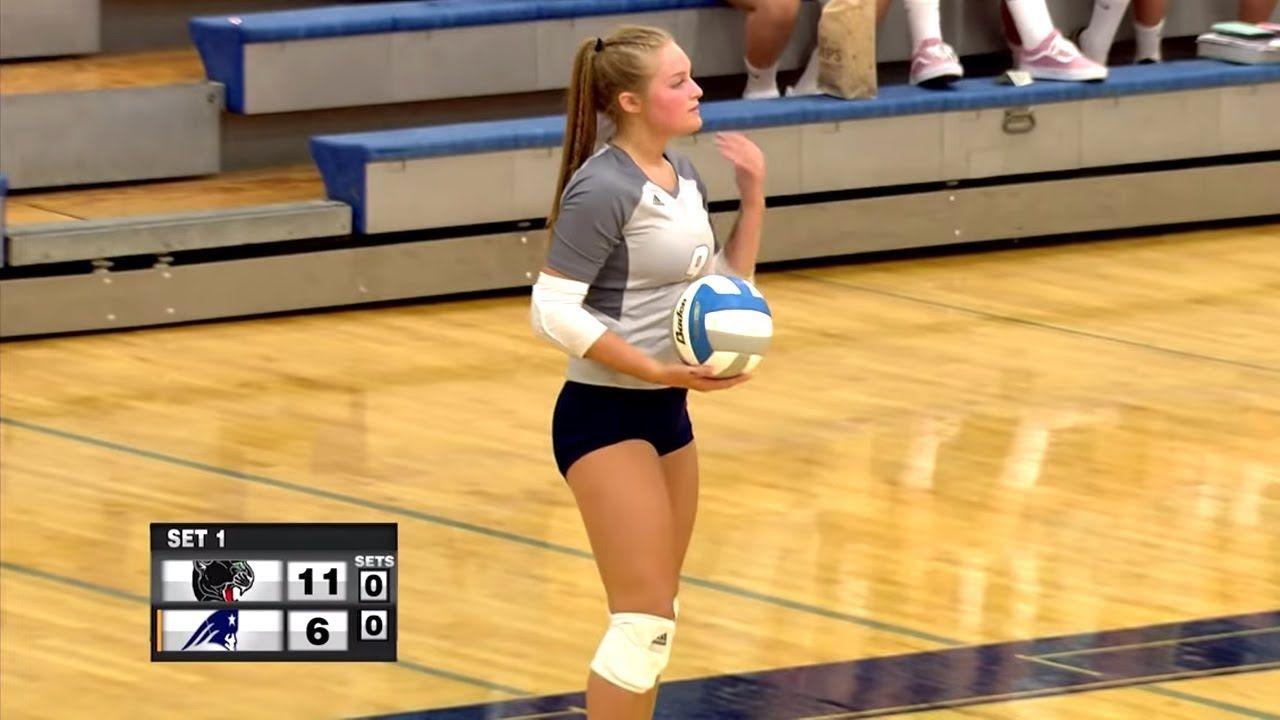 Girls High School Volleyball Champlin Park Vs Lakeville North In 2020 Girls High High School Volleyball