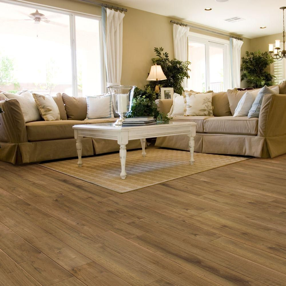 Visit The Home Depot To Buy TrafficMaster Allure Plus Northern Hickory Natural Resilient Vinyl Flooring