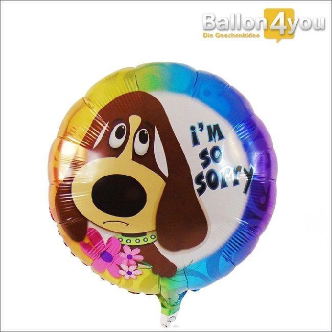 """Entschuldigen leicht gemacht! Egal, wofür Sie um Verzeihung bitten wollen - mit diesem Geschenk gelingt es Ihnen garantiert. Denn mal ehrlich: Wer kann diesem treuherzigen """"Hundblick"""" schon wiederstehen!?"""