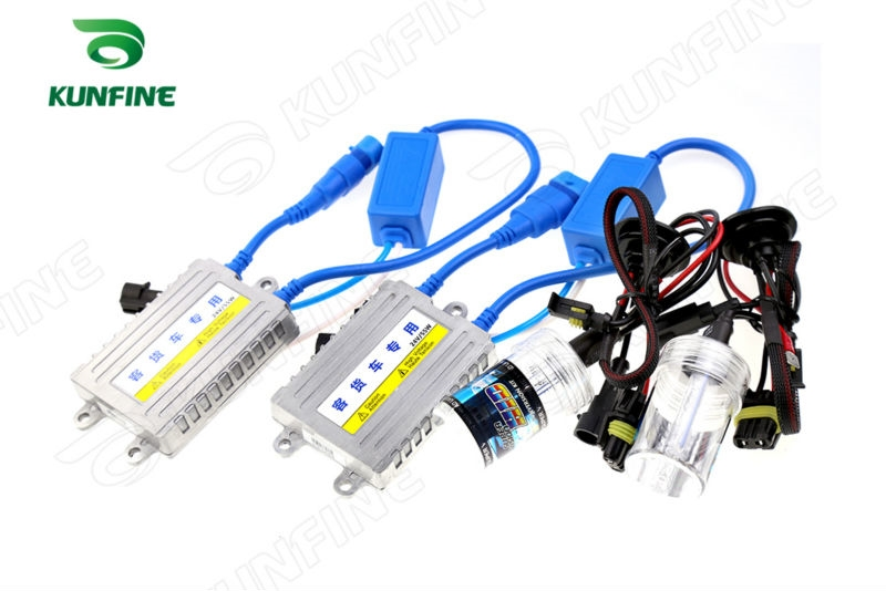 (33.18$)  Know more  - Free shipping ! wholesale price,100% AC Ballast ! 24v/55w Auto HID xenon KIT with high quality slim ballast+14 months warranty !