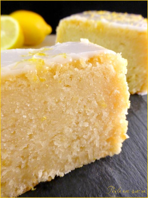 Cake Citron Vegan Sans Oeufs Sans Lait Sans Beurre Perle En Sucre Recette Gateau Vegan Recette Desserts Sans Oeufs