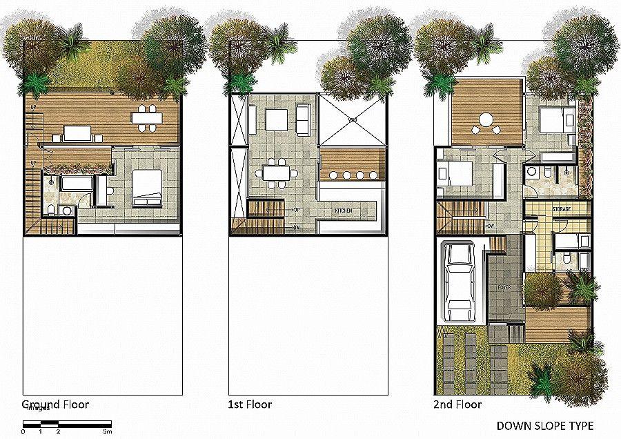 56 Luxury House Plans For Sloped Lots House Floor Plans House Architectural Floor Plans Luxury House Plans Home Design Plans