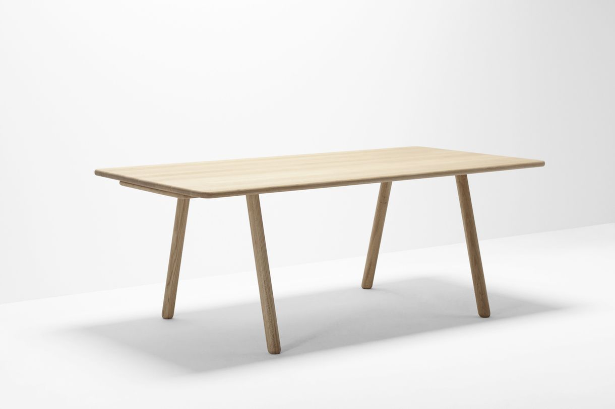 Curved Table Furniture Design Und Industrial