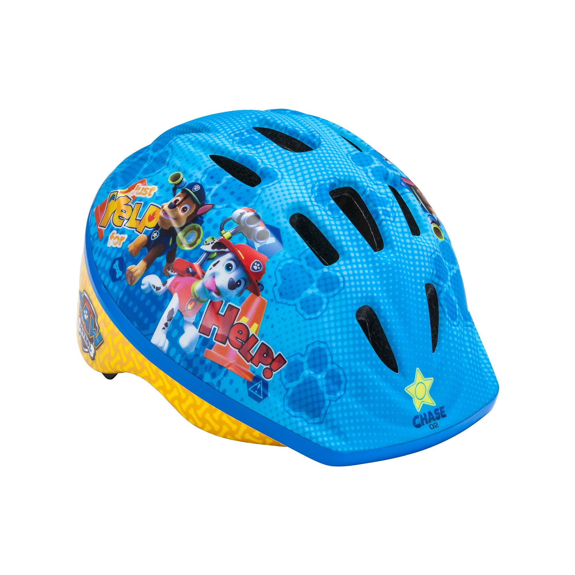 Paw Patrol Toddler Helmet - Age 3+, Blue | Products