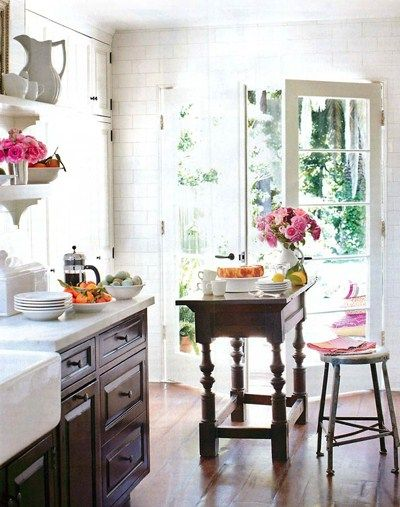 Airy and bright.