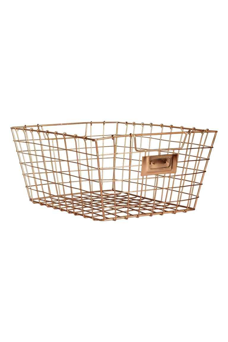 Storage basket in 2019 | Ideas for the House | Storage ...