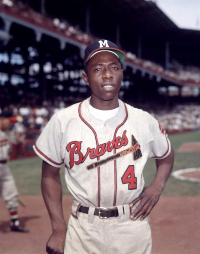 Photo of Celebrate Hank Aaron's 81st birthday by reliving his Hall of Fame induction speech