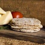 Monday Muster & Baked Pita Chips