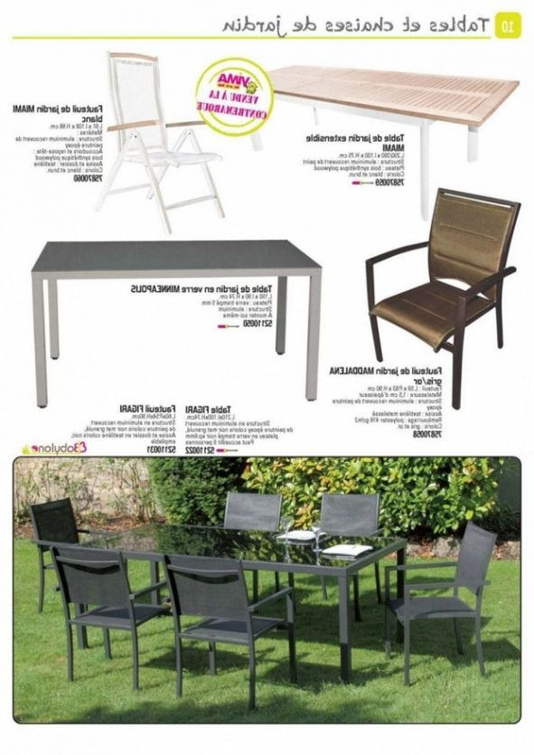 Table Pliante Jardin Pas Cher Salon De Jardin Pas Cher Vima ...