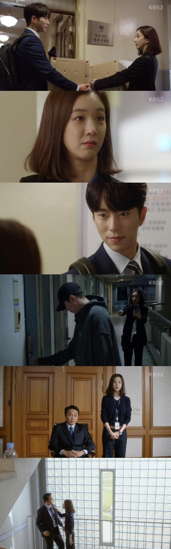 [Spoiler] Added episode 1 captures for the Korean drama