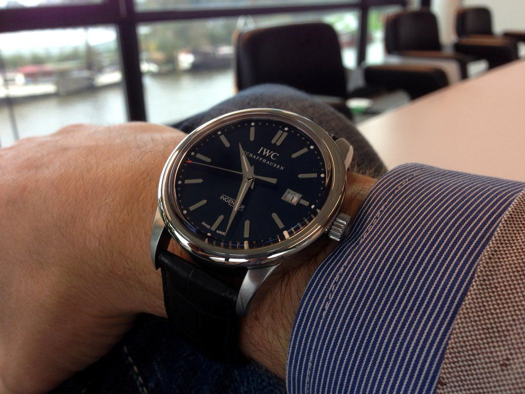 IWC Schaffhausen | Fine Timepieces From Switzerland | Forum | What's on your wrist this Friday November the first?