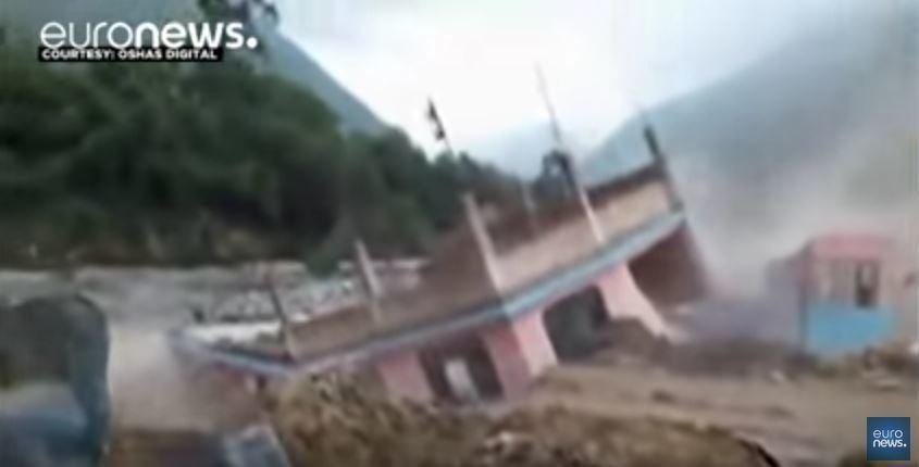 Heavy rains continue to wreak havoc in Peru. The floods have claimed at least 78 lives and a state of emergency has been declared covering half of the country. It is a result of record downpours which caused rivers to overflow, triggered...