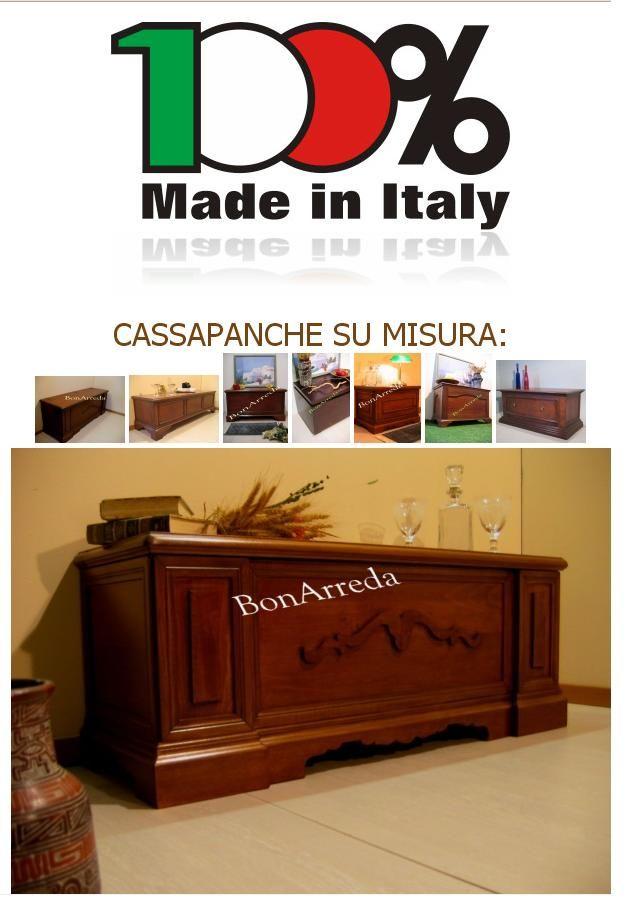 Www bonarreda com bonarreda cassapanca cassapanche for Case modello artigiano