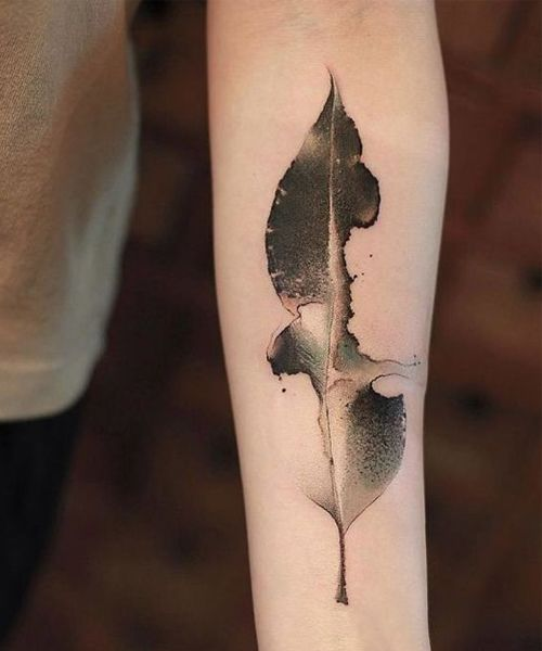 24 Henna Tattoos By Rachel Goldman You Must See: Attractive Watercolor Temporary Tattoo Ideas To Place On