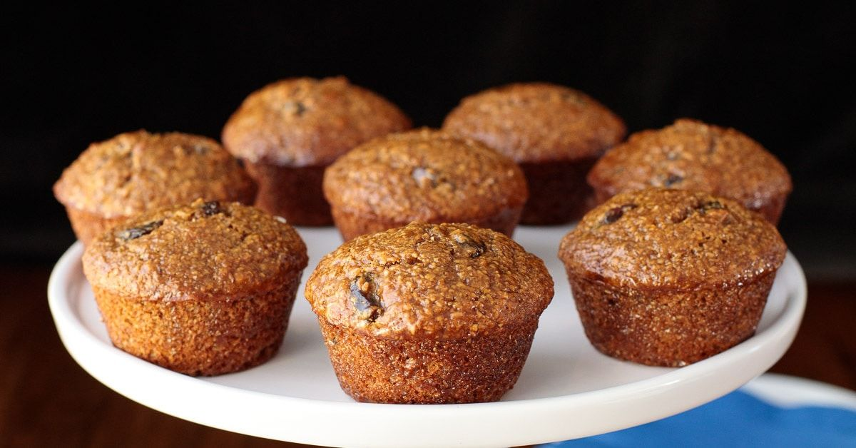 One Bowl Buttermilk Bran Muffins Recipe Buttermilk Bran Muffins Bran Muffins Bran Flake Muffins