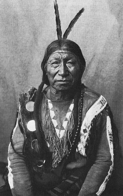 Bobtail Horse - Northern Cheyenne Fought in Battle of the ...