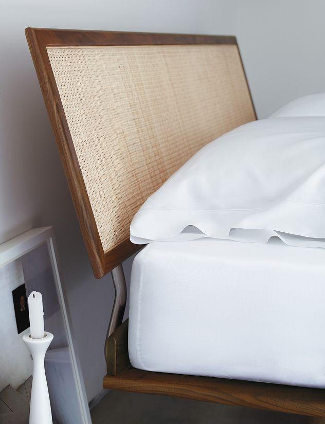 Nelson Thin Edge Bed Dream Bedroom Pinterest George Nelson - Herman miller bedroom furniture