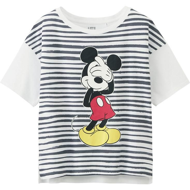1c93fc6f2 Women Disney Project Graphic T-Shirt | #MagicForAll | Disney shirts ...