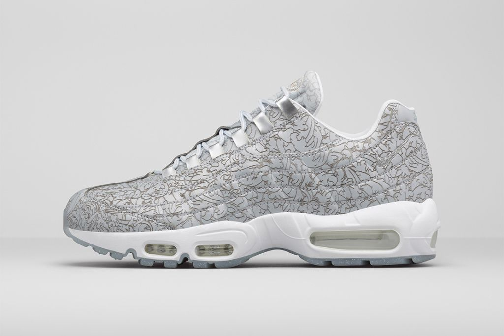 huge selection of 5e66d 433a7 nike air max 95 platinum pack