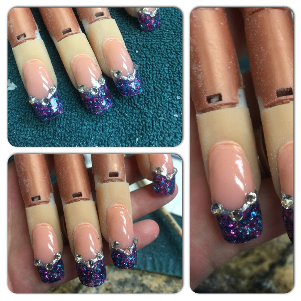 Bene's International School of Beauty Nail designs, My