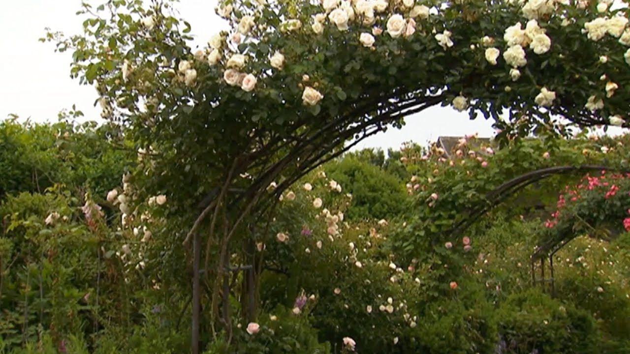 p allen smith garden home tour | How to Design a Romantic Garden | P ...