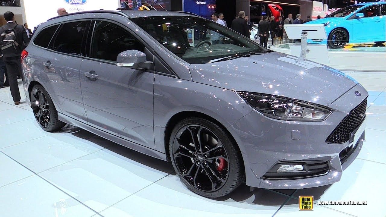 2019 Ford Focus St Diesel Wagon Release Date And Specs Ford