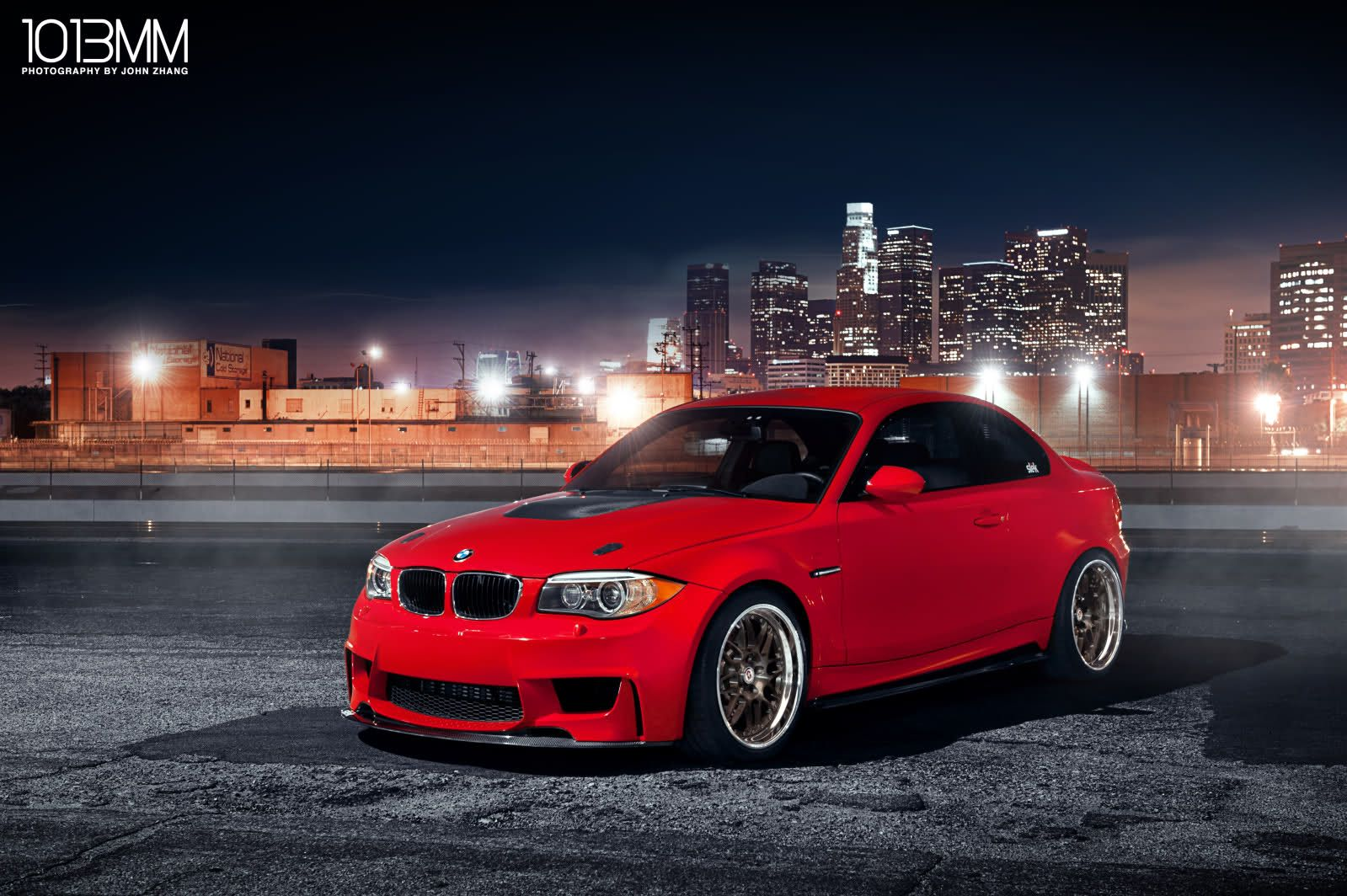 The Red 1M BMW 1 Series Coupe Forum / 1 Series