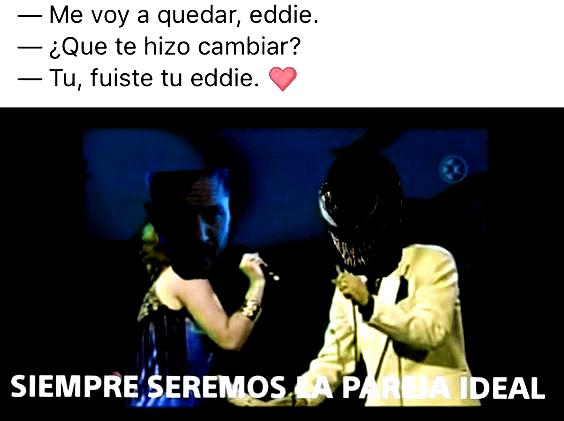 Eddie x Venom + Superfamily.                          Humor mexicano … #fanfic... -  Eddie x Venom + Superfamily.                          Humor mexicano … #fanfic # Fanfic # amreadi - #eddie #fanfic #humor #humorfunny #humorfunnyhilarious #humorhilarious #humorlaughingsohard #humormemesinappropriate #humormexicano #mexicano #superfamily #venom