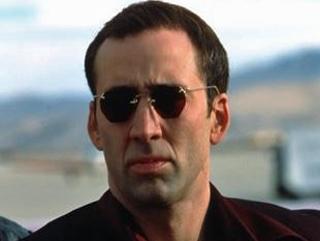 Nicolas Cage In Face Off Nicolas Cage Nicholas Cage Face Nicolas