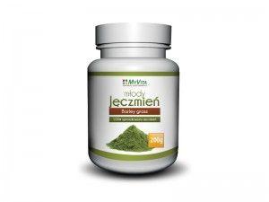 Mlody Jeczmien Zielony Proszek Z Lisci 500g 8109022512 Allegro Pl