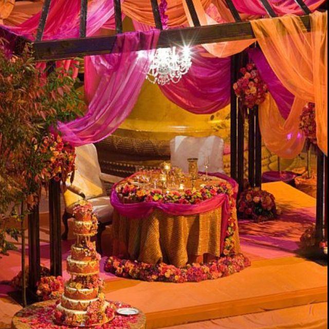 Mehndi Decoration Ideas At Home Dailymotion : Mehndi stage wedding ideas pinterest