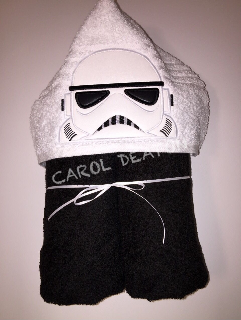 Star Wars Bath Hooded Towel