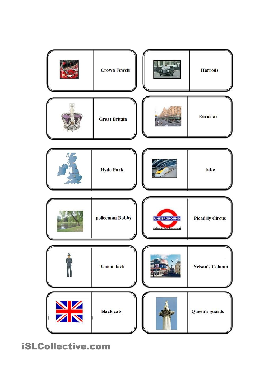 London Domino 2 | international | Pinterest | Englisch ...