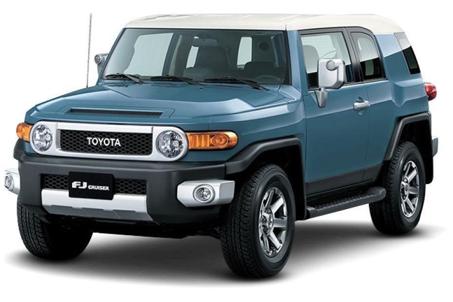 Toyota Fj Cruiser Toyota Fj Cruiser Fj Cruiser New Cars