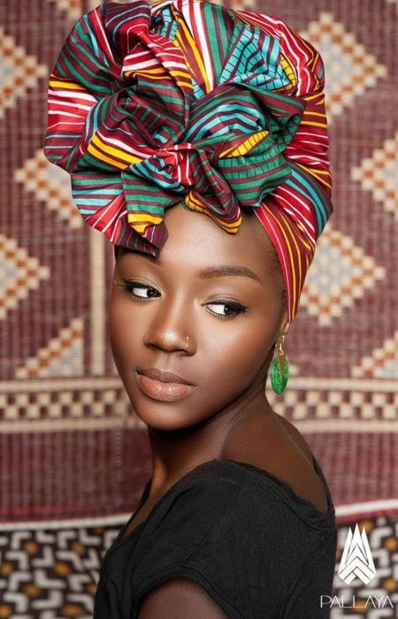 23 Sophisticated ways to Afronize with a headwrap