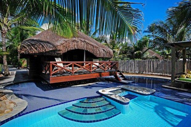 Nannai Beach Resort Porto De Galinhas Brazil
