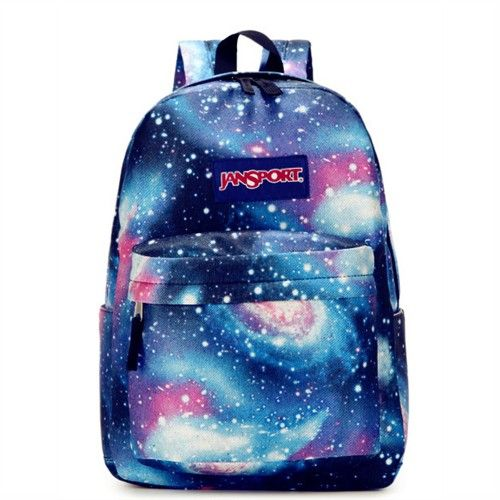 JanSport Galaxy Backpack Airbrush Painted by NosFashionGraphic ...