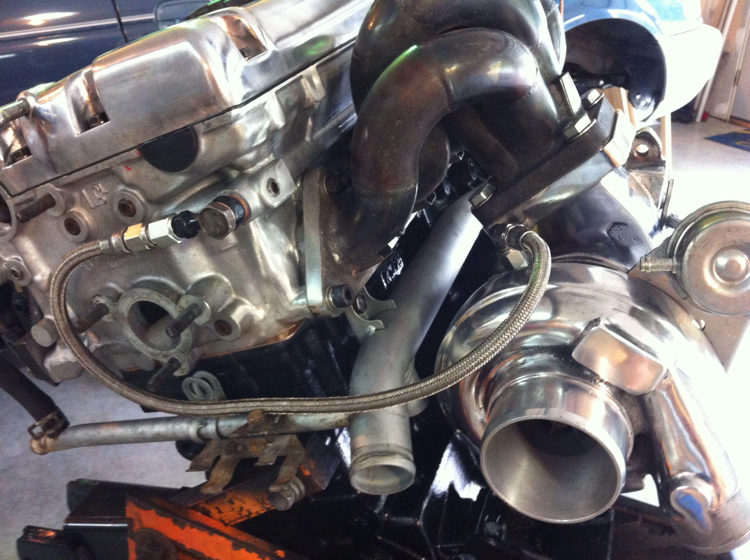 Bullseye turbo    4g63 Turbo Mitsubishi Expo AWD
