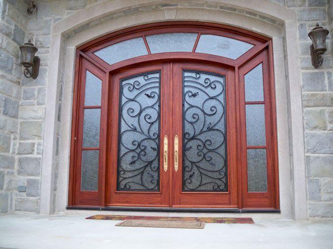 Wood Entry Doors- Portes d\u0027entrée en bois - Portes Bourassa Portes - choisir une porte d entree