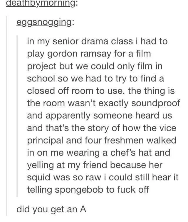 New Funny School 23 Hilarious School Stories To Read Instead Of Doing Your Homework 23 Funny Tumblr Posts About How Weird School Can Be 10