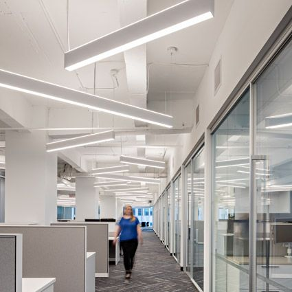 Finelite Hp 2 Indirect Direct Images Collaboration Space Architecture White Light