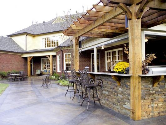 Tuscany Outdoor Charm Home And Garden Design Ideas Outdoor
