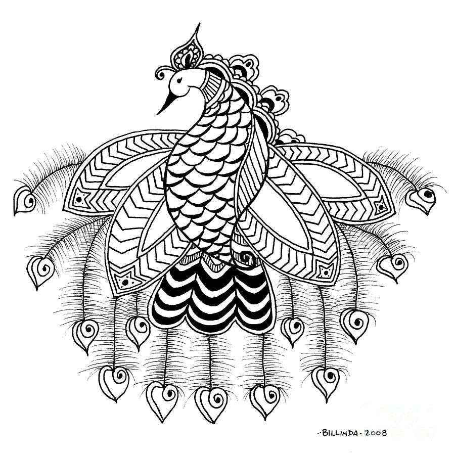 peacock drawings   Almost there   Pinterest   Libros para colorear ...
