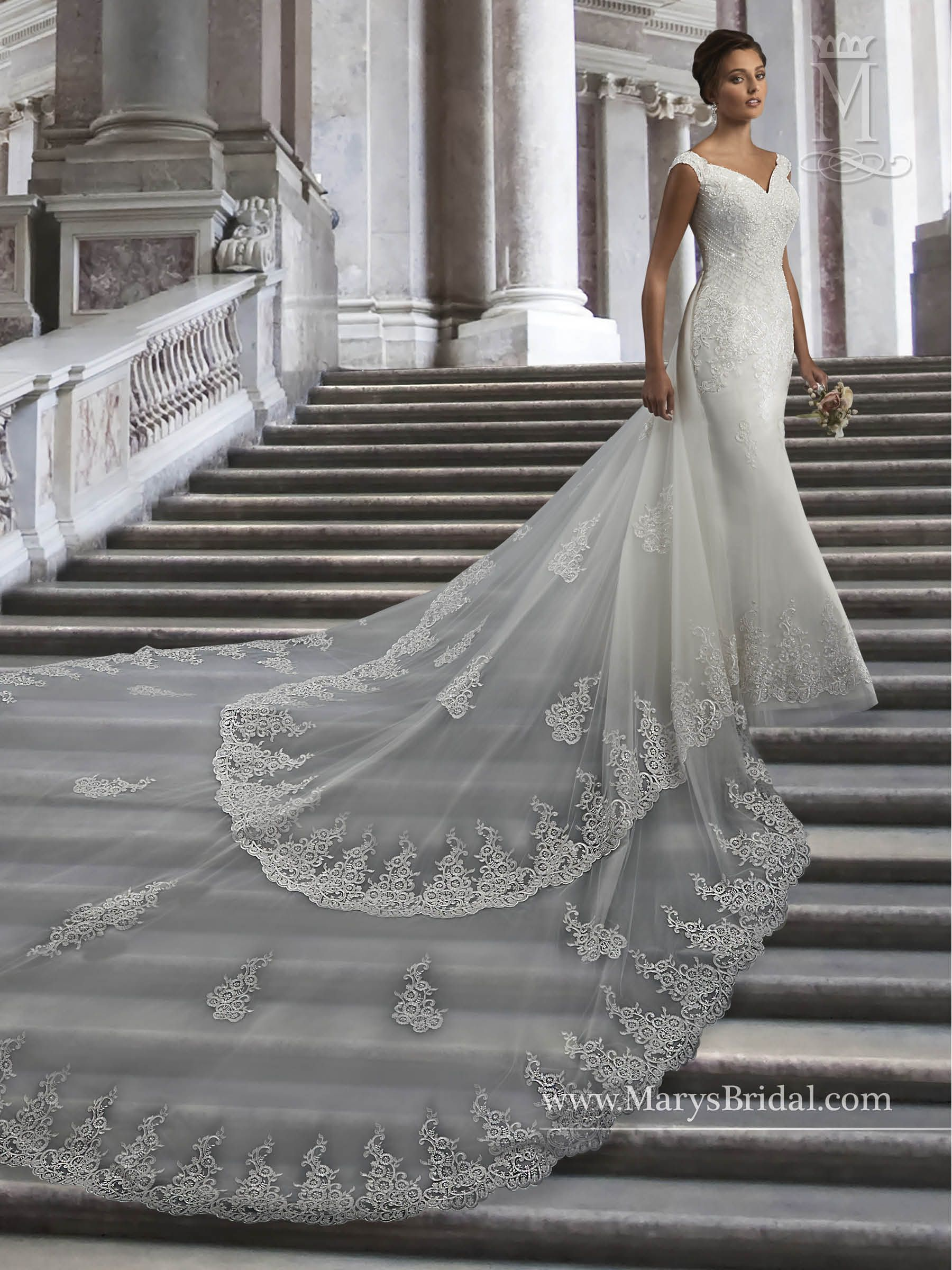 Collection: Bridal Gowns - Couture d\'Amour STYLE: S17-6574 ...