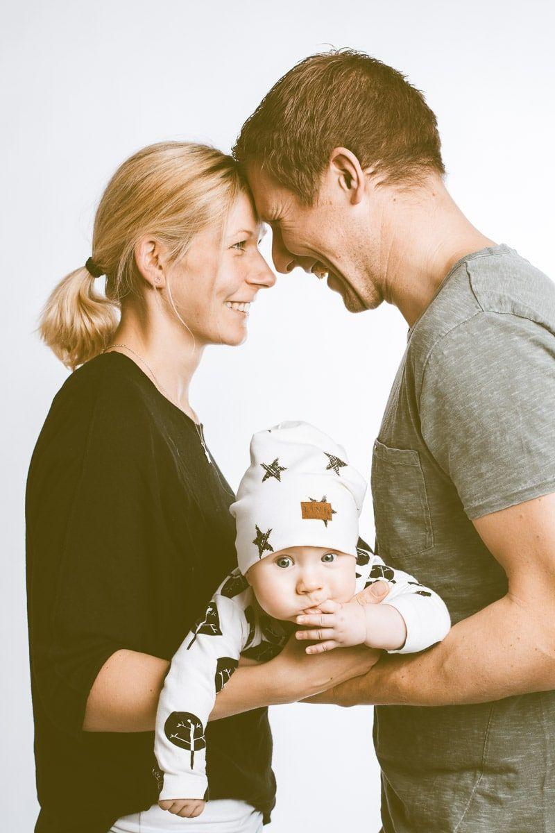 Fotoshooting Baby und Familie Newborn Fotostudio Witten