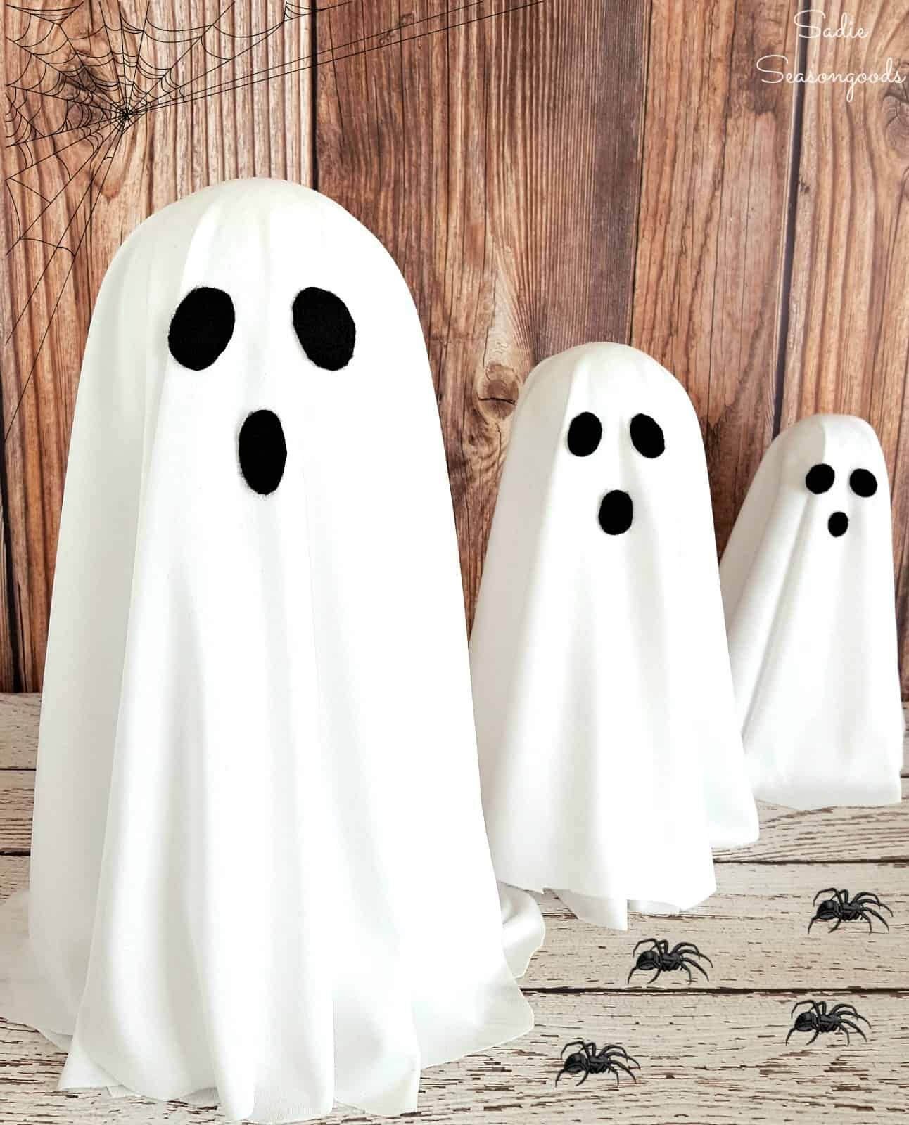 Floating Ghosts Or Friendly Ghosts With This Project For