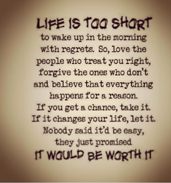 Life S Too Short Play Hard Inspirational Quotes Words Life