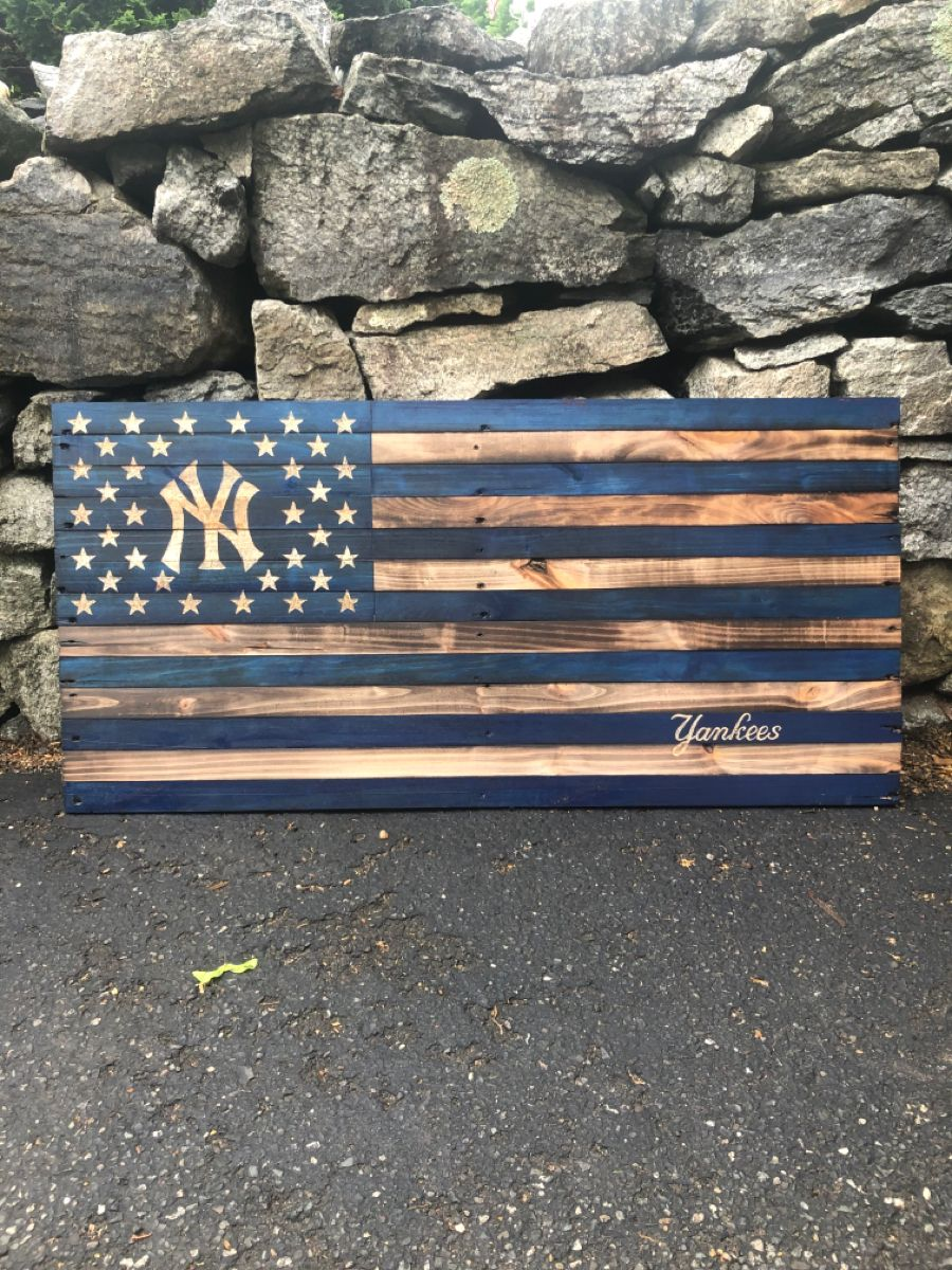 Pin On Pallet Wood Flags
